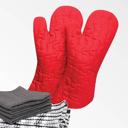 Oven Mitts & Pot Holders