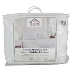 Home Essentials Luxury Filled Mattress Pad Double